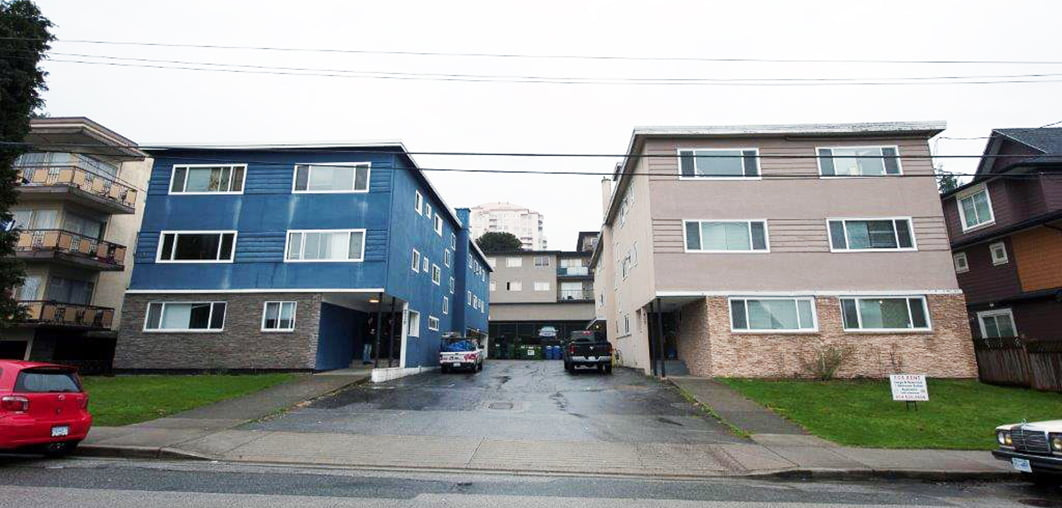 427 & 429 Eighth Street, New Westminster