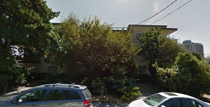 732 Fifth Avenue New Westminster
