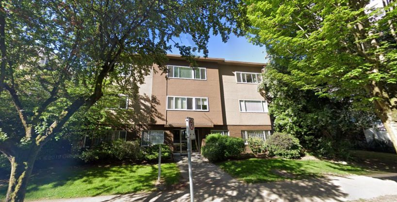 1122 Burnaby Street Vancouver
