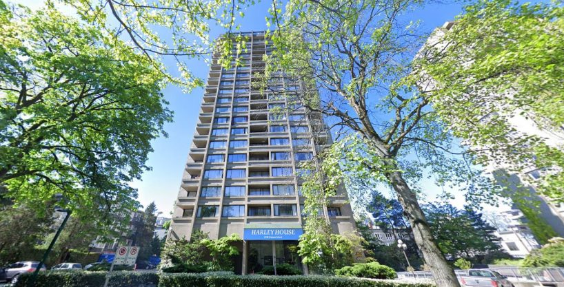 1230 Nelson Street Vancouver