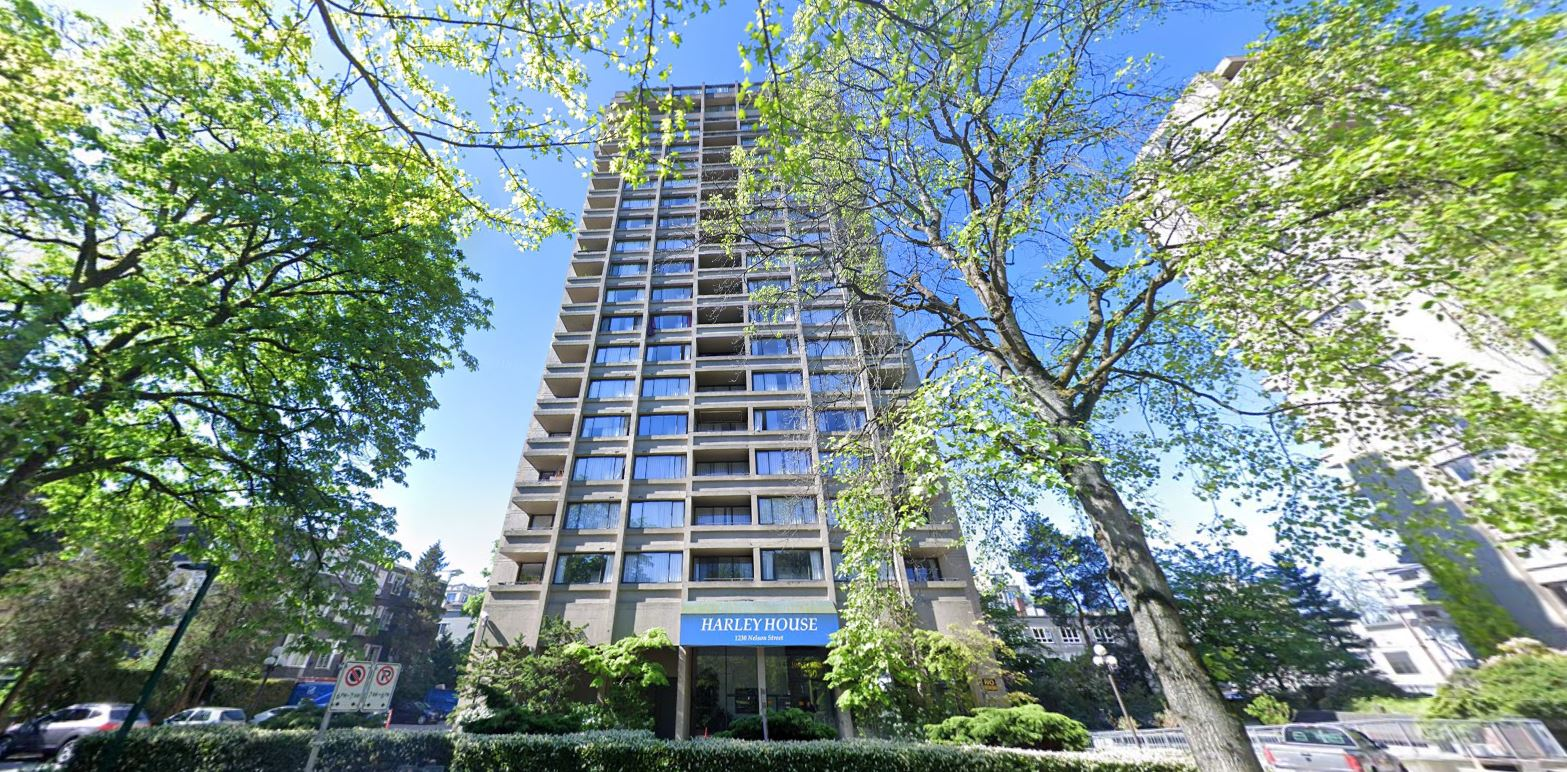 1230 Nelson Street, Vancouver