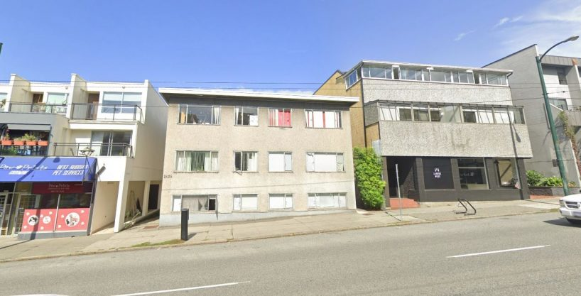 2629 West 4th Avenue Vancouver