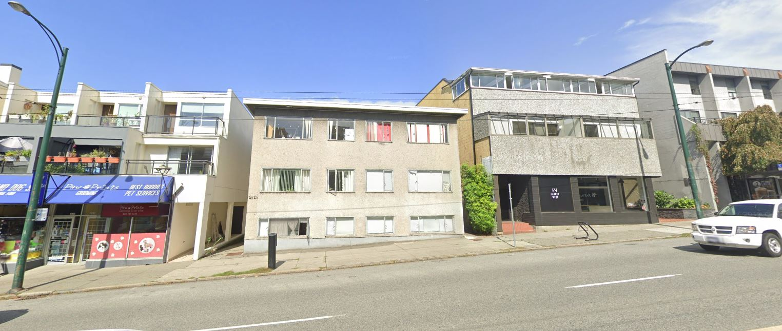2629 West 4th Avenue, Vancouver