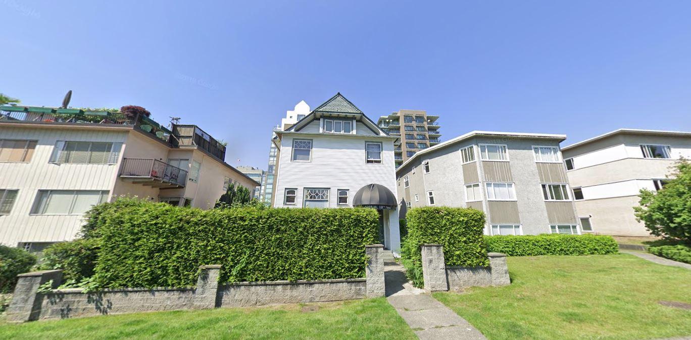 1255 West 10th Avenue, Vancouver