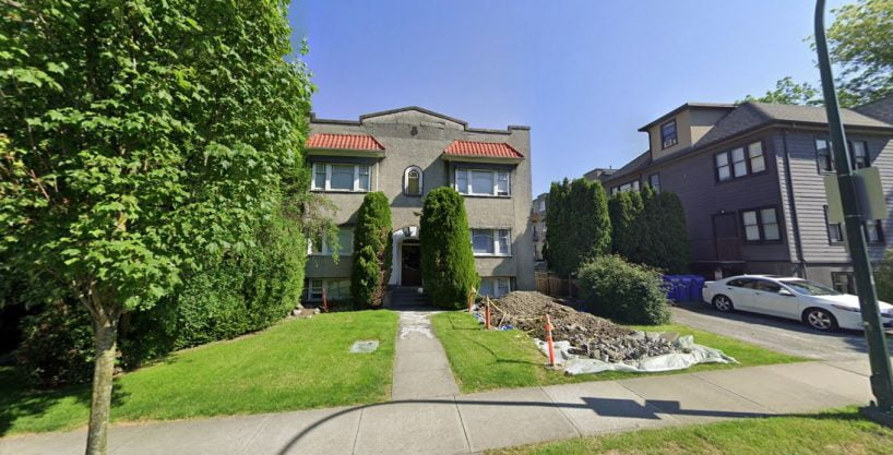 1325 West 10th Avenue Vancouver