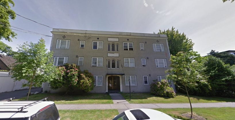 401 Fifth Street New Westminster