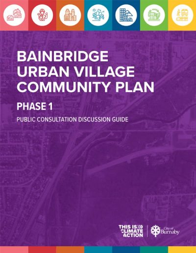 Bainbridge Plan Cover