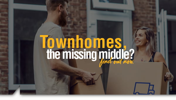 Townhomes Themissingmiddle