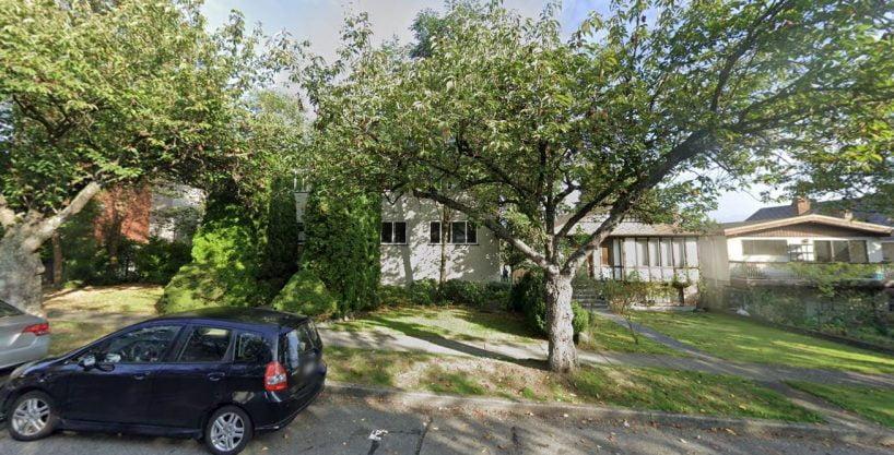 989 West 20th Avenue Vancouver
