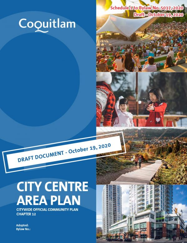 Draft City Centre Area Plan Thumbnail