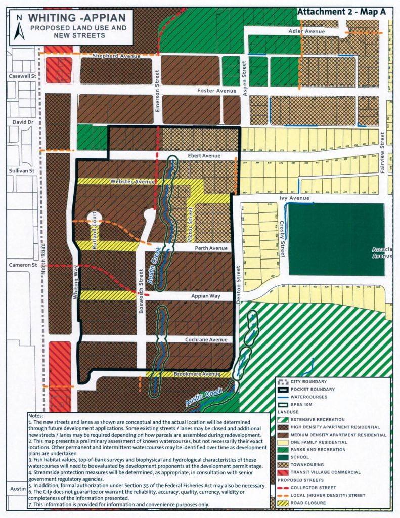 appian land use proposal