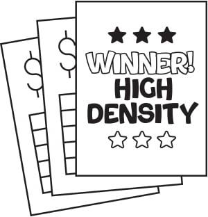 winner high density