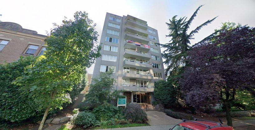 1454 pendrell street vancouver