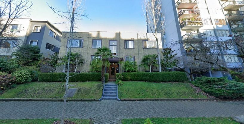 1955 nelson street vancouver