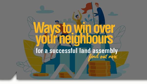 ways to win over your neighbours june