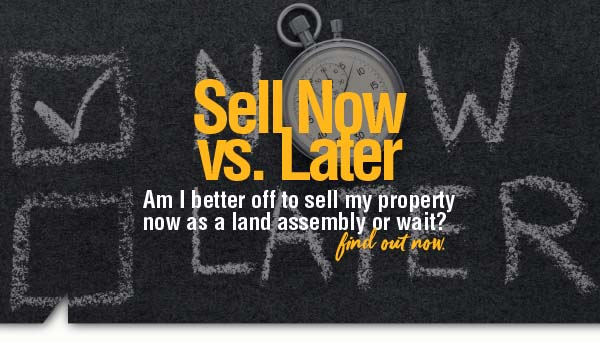sell now vs later insight