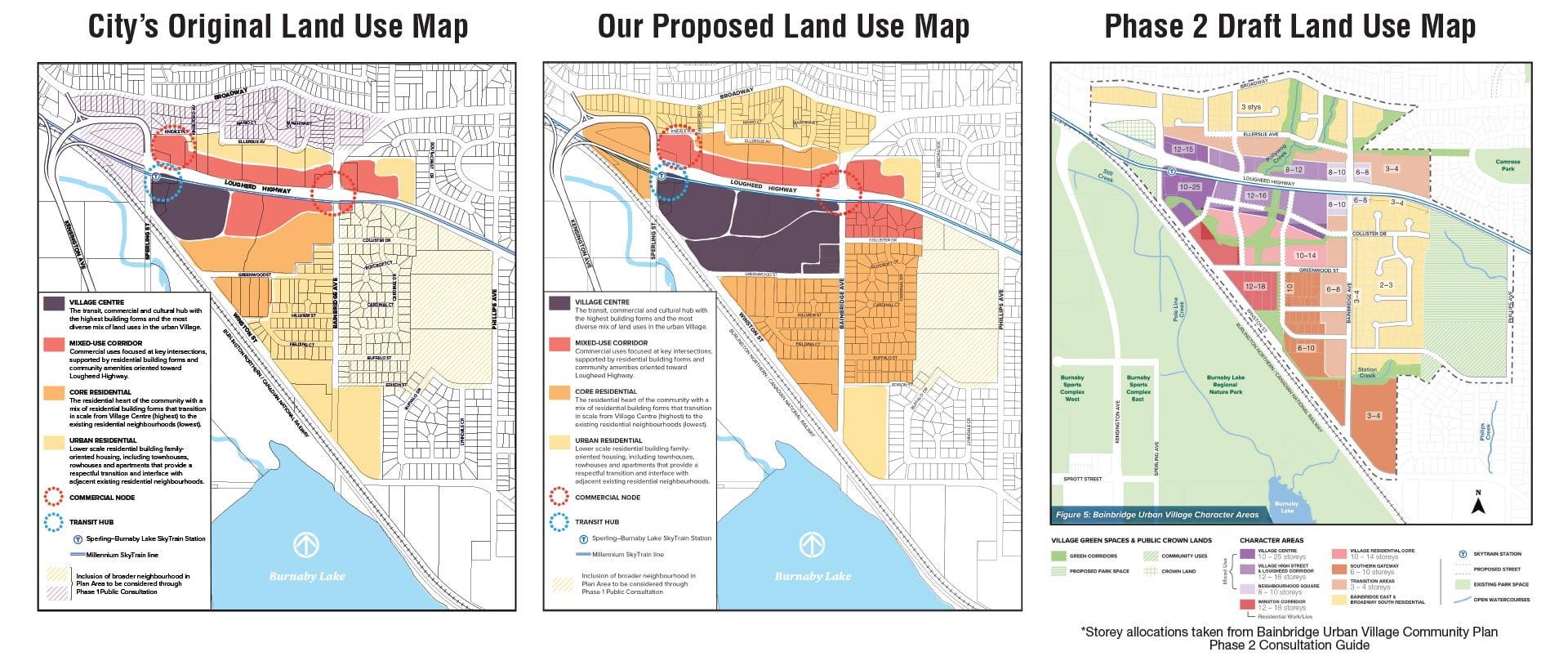 bainbridge land use maps